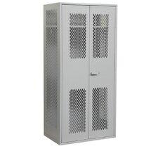 Military 2 Door Storage Cabinet