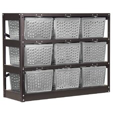 "Basket Cubby 31"" Cube Unit"