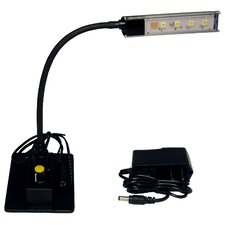 "LED Piano Task Reading Lectern TSA Clerical Adjustable Lamp 2.5"" H"