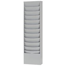 EclipseTM 11 Pocket Curved Rack