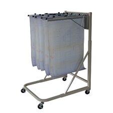 Pivot Mobile Filing Cart