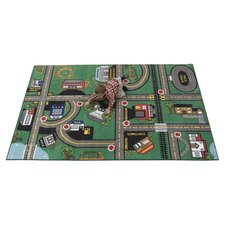 Durable Play Our Town Area Rug