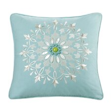 Sardinia Cotton Throw Pillow