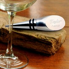 Personalized Gift Engraved Wine Bottle Stopper
