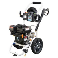 Gas-Powered 3100 PSI Power Pressure Washer with Hose