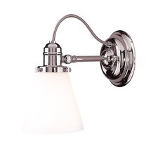 Adjustables 1 Light Bath Vanity Light