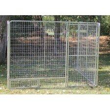 Basic Galvanized Steel Yard Kennel