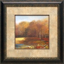 'Garden Dreams II' by Allison Pearce Framed Painting Print