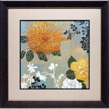'Grace Flowers I' by Aimee Wilson Framed Painting Print