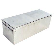 Oversized Metal Storage Lock Box with Handle