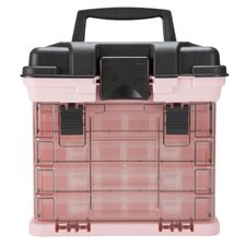 Parts and Crafts Tool Box with 4 Organizer