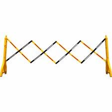Foldable Traffic Barrier - Upto 8' Long