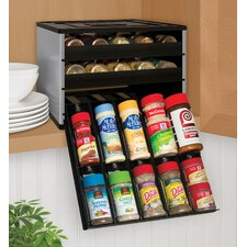 Chef's Edition 30 Bottle Spice Rack