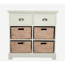 Newport 2 Drawer 4 Basket Chest