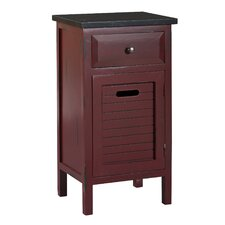 Shoreham 1 Drawer 1 Door Accent Cabinet