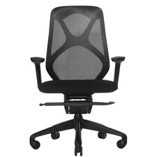 Suit Mesh Chair with Adjustable Arms