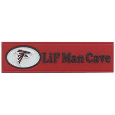 NFL Lil' Man Cave Graphic Art Plaque