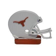 NCAA Helmet Shelf Art Sculpture