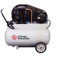 20 Gallon Single Stage 2 Hp Portable Tank 1 Phase Air Compressor