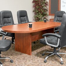 Carrera High-Back Leather with Metal Base Swivel Executive Chair