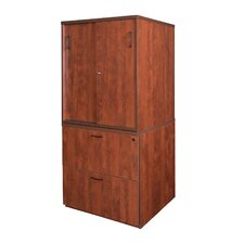 "Sandia 30"" Storage Cabinet with Lateral File"