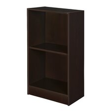 "Niche 2 Shelf 29"" Standard Bookcase"