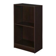 """Niche 2 Shelf 29"""" Standard Bookcase"""
