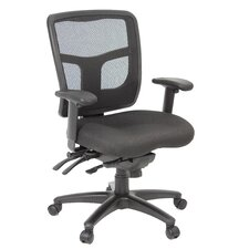 Kiera Mesh Multi-Function Office Chair with Arms