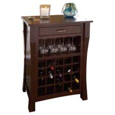 Newport 20 Bottle Wine Cabinet