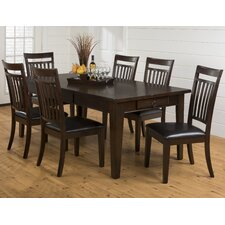Legacy 7 Piece Dining Set