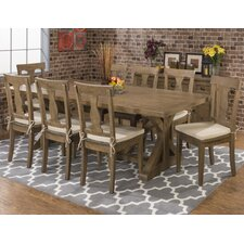 Slater Mill 9 Piece Dining Set