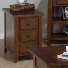 Clay County End Table