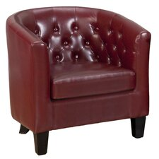 Gianni Leather Club Chair