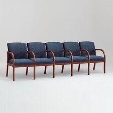 Weston Five Seats with Center Arms