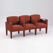 Brewster Three Seats with Center Arm