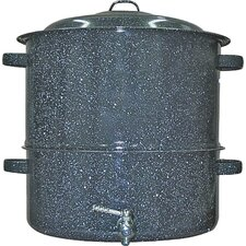 19-qt. Stock Pot with Faucet