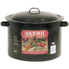 11.5-qt. Stock Pot with Lid (Set of 6)