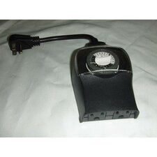2 Outlet Electric Timer