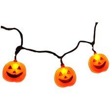35 Light Pumpkin String Light