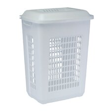 2 Bushel Rectangular Hamper with Lid