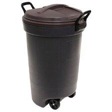 32-Gal Rubbermaid Wheeled Trash Can