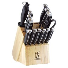 International Statement 15 Piece Knife Block Set