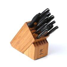 Twin Signature 11 Piece Cutlery Block Set
