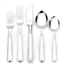 Twin Flatware Vintage 1876 23-Piece Flatware Set