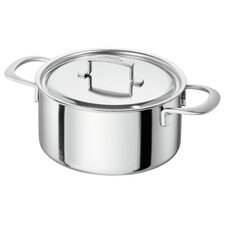 Sensation 5-ply 5.5-qt Stainless Steel Dutch Oven