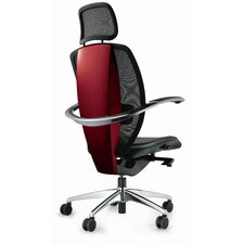 Xten High-Back Mesh Conference Chair
