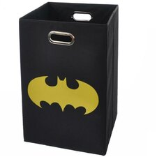 Batman Shield Folding Laundry Basket