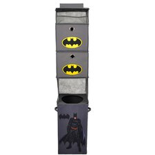 Batman Closet Hanging Organizer