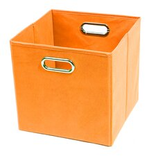 Bold Folding Cube Storage Bin