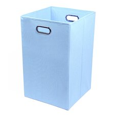 Sky Folding Laundry Basket